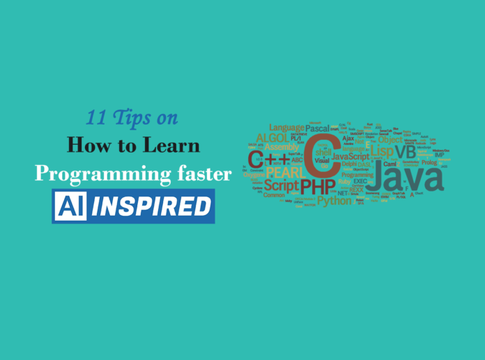 11 Tips on How to learn programming language faster
