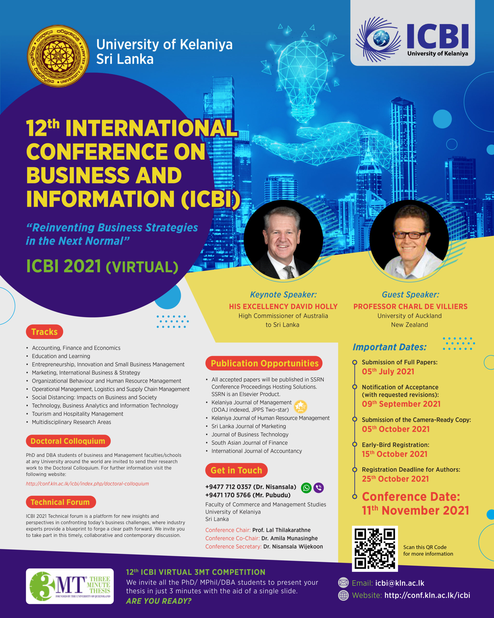 International Conference on Business and Information 1 scaled