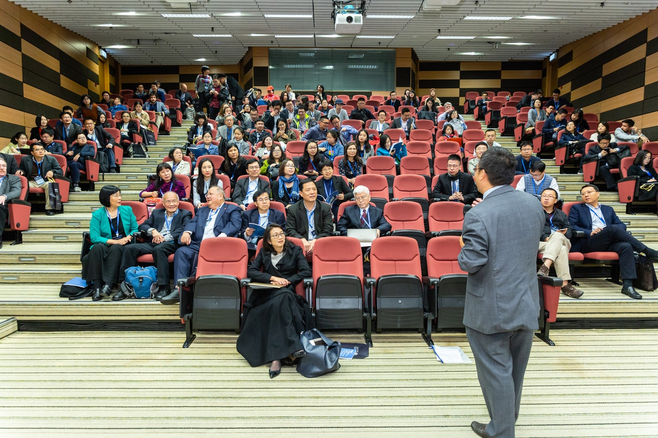 A Look At A Career in Public Speaking